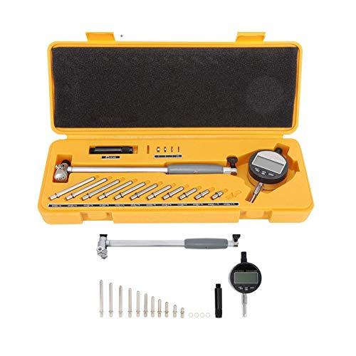 Dial Bore Gauge,50-160mm Digital Bore Gauge Set, Stainless Steel High Accuracy Inner Diameter Measurement Tool, 50-160mm Inner Diameter Indicator Engine Cylinder Measuring Tool