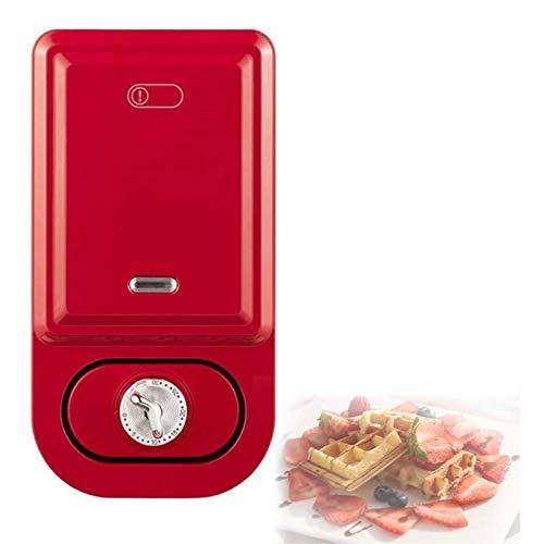 SHUILV Máquina de Desayuno del Fabricante de sándwich, máquina de Pan de Alimentos Ligeros Multifuncional, fácil Limpia, Placas antiadherentes.