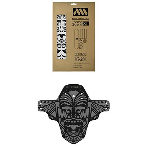 All Mountain Style Protection de Cadre XL + Garde-boue Maori