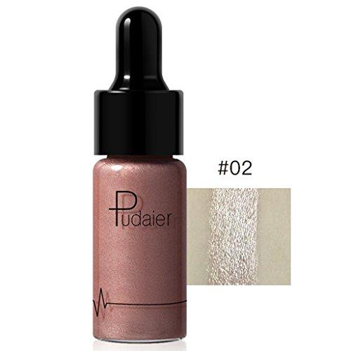 Toamen 12 Colores Corrector De Maquillaje Highlighter