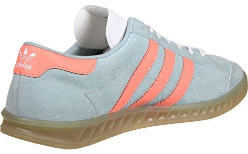 adidas Damen Hamburg BB5111 Sneaker, Lachsgrün, 4 UK