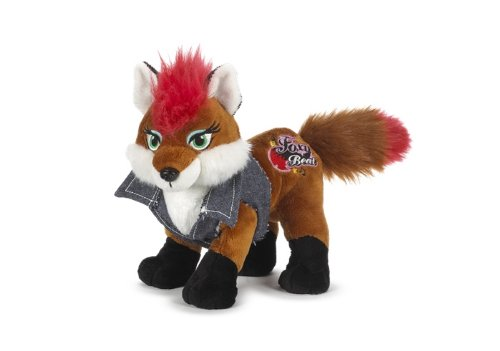 Webkinz Rockerz Fox 8.5' Plush