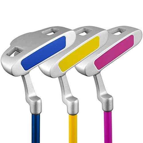 Suministros de Golf Putter de Golf Club de práctica de Golf Clubes Infantiles Clubes de Ejercicios para niños Niños de 3 a 5 años, de 6 a 8 años, de 9 a 12 años, Fácil de Usar y Duradero