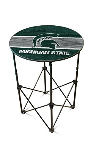 "PROLINE NCAA College Michigan State Spartans 40"" Round Table"