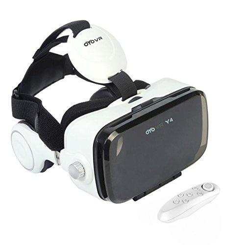 Uvistar Gafas VR 3D con Remoto...