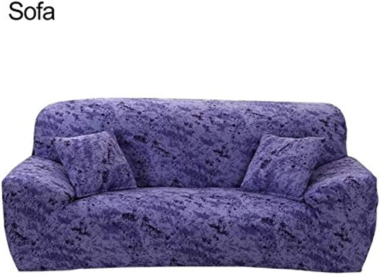 Pattern Elastic Stretch Universal Sofa Covers Sectional Throw Couch Corner Cover Cases for Furniture Armchairs Home Decor   10, Two seat Sofa