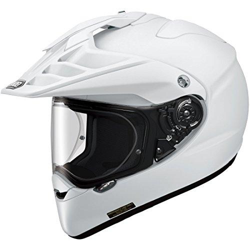 Casco SHOEI Hornet-Adv Premium Helmet (XXL, White)