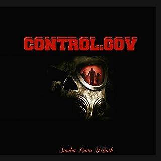 Control.Gov audiobook cover art