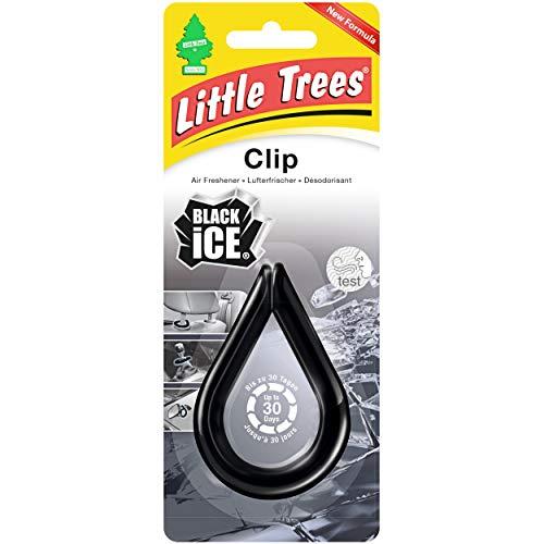Auto-Lufterfrischer, Clip, Black Ice-Duft