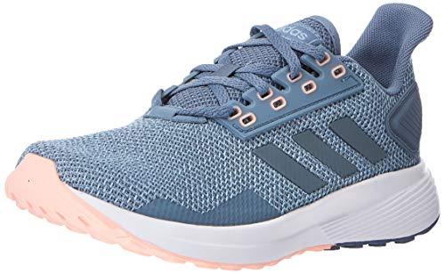 adidas Damen Duramo 9 Sneaker Blau, blau, 39 1/3 EU