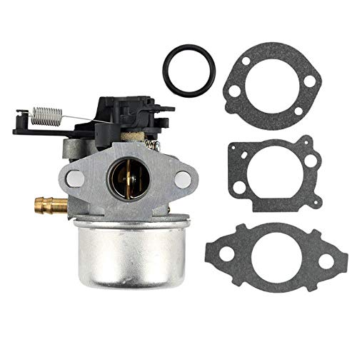 Great Features Of Montree Shop Carburetor for Troy Bilt 020316 3000 PSI 2.7 GPM Pressure Washer B&S ...