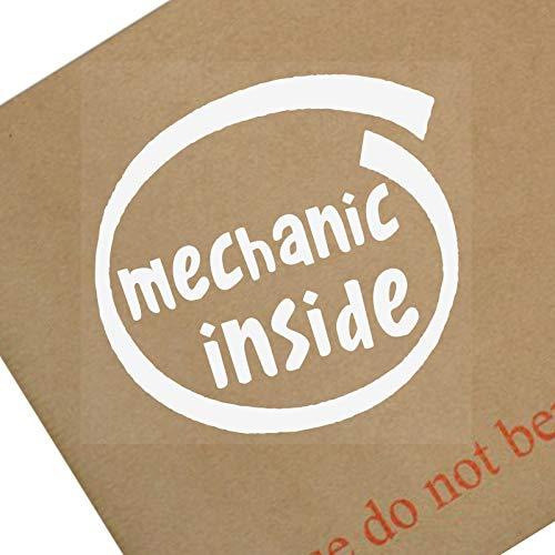 Platinum Place 1 ventana interior mecánica, coche, furgoneta, pegatina, rótulo, vehículo, reparación,...