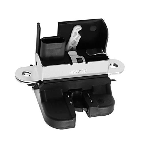 Cerradura trasera del portón trasero, cierre de la tapa del maletero del maletero trasero 1T0827505H para VW Golf MK5 MK6.