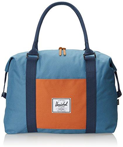 Herschel supply Co. Strand - Borsone da viaggio, Cadet blu/carota/blu navy. (Blu) - 10022-00530-OS
