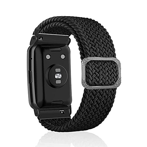 Rosok Woven Nylon Armband Kompatibel mit...