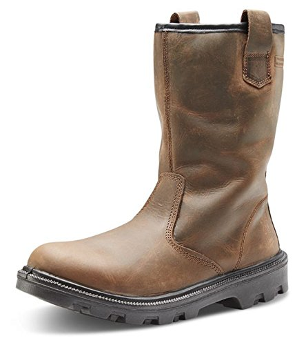 Click Sherpa Rigger Boot - Size 6
