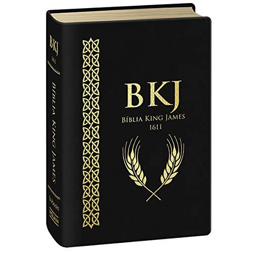 Bíblia King James 1611 - Ultragigante Luxo, A Capa Pode Variar