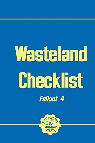 Wasteland Checklist - Fallout 4