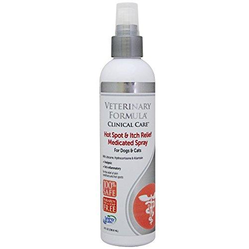 SynergyLabs Medicamento Veterinario Spray Piel Analgésico Perro +kota