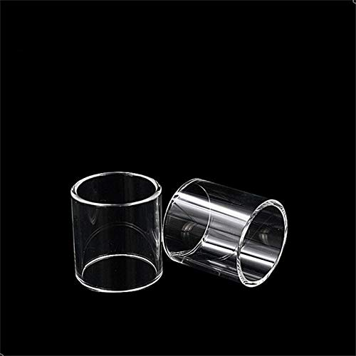 Without brand 20pcs 5ml Ersatz Pyrex Glasrohr Fit for IJOY Tornado RDTA Behälter (Farbe : 20pcs)