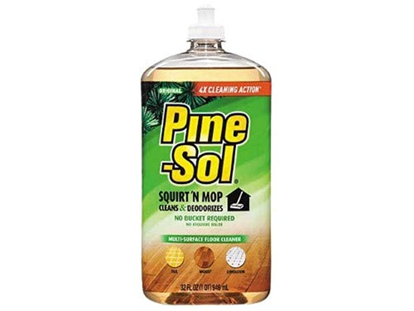 Pine-Sol Squirt 'n Mop Multi-SurfaceFloor Cleaner (Pack of 2) vlrc88659