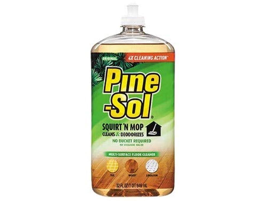 Pine-Sol Squirt 'n Mop Multi-SurfaceFloor Cleaner (Pack of 16)