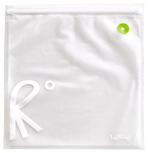 Rocook Bolsas de Vacío Pequeñas para Cocción, 21 x 22 cm,