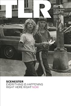 The Literary Review: Scenester 0986020451 Book Cover