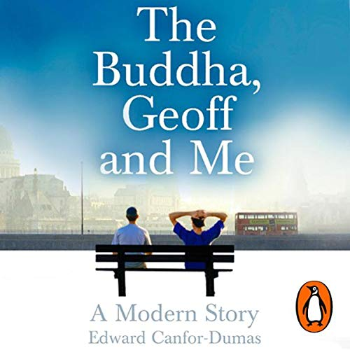 The Buddha, Geoff and Me audiobook cover art