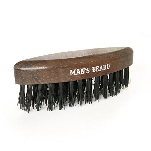 man's beard - brosse à barbe de poche -...