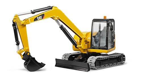 Bruder 02457 CAT Mini Excavator Vehicle Toys