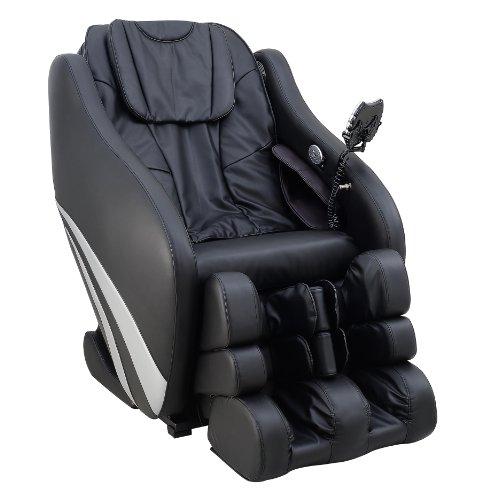 Massagesessel mit Wärmefunktion und Bluetooth-Schnittstelle: Markteinführungspreis - Multifunktions-Massagesessel | Massagestuhl schwarz mit Shiatsu Massage Welcon Prestige 3D Zero Gravity mit Heizung