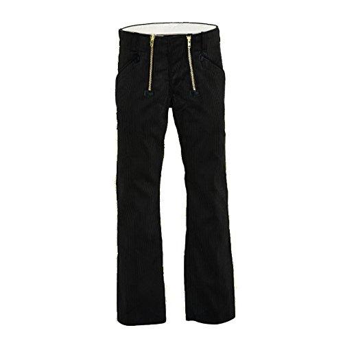 FHB Zunfthose ohne Schlag, Arbeitshose, schwarz, Gr. 50