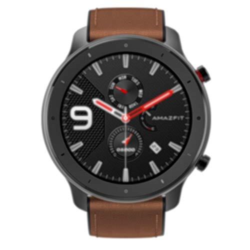 Reloj Xiaomi GTR - Aleación de Aluminio (Aluminium Alloy), Nuevo Reloj Inteligente con Seguimiento de Actividad y frecuencia cardíaca (47 mm, batería de Larga duración). Versión EU.