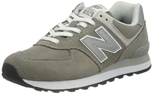 New Balance 574 Core, Zapatillas Hombre, Grey, 49.0