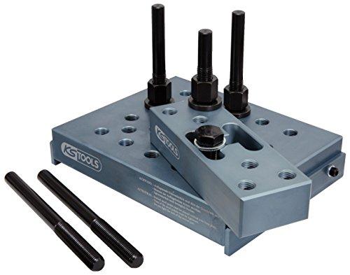 KS Tools 700.1740 Universal-Press-Unterlage, 245x200mm