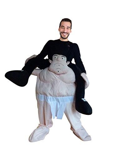 PUS Carry-me Sumo-Ringer Kostüm-e F112 One Size, Kat. 2, Achtung: B-Ware Artikel. Bitte Artikelmerkmale lesen! Frau-en Männer Kämpfer- Tier-e Fasnacht-s Fasching-s Karneval-s Geburtstag-s Geschenk-e