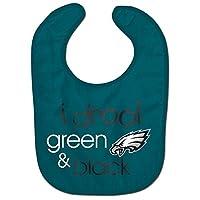 WinCraft NFL Philadelphia Eagles WCRA1963514 All Pro Baby Bib