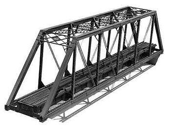 échelle H0 Kit de montage Pont À Voie Unique 52 cm