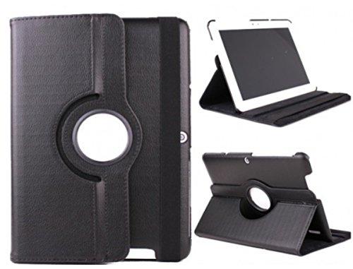 "Funda para Tablet Bq Edison 3 10.1"" Quad Core. Giratoria 360º (Negro)"