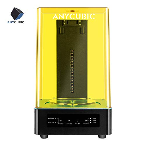 ANYCUBIC Wash & Cure Maquina Lavado Curado UV LED