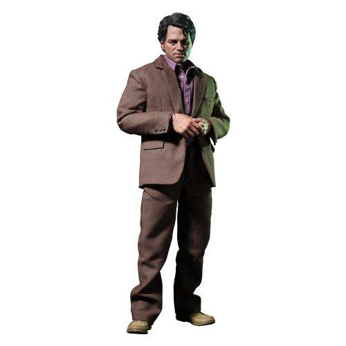 Hot Toys Figurine de Bruce à l'échelle 1:6.