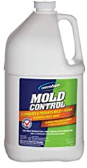 Use to eliminate mold, mildew, musty odors and prevent regrowth EPA-registered formula crushes mold spores as it dries and leaves an invisible, barrier Odorless solution cleans between 800-1, 600 sq. ft. per gallon Unique mold cleaner contains no ble...