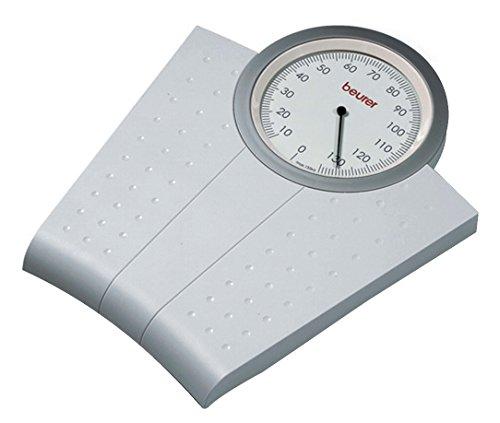 Beurer MS50 - Báscula de baño mecánica, color blanco