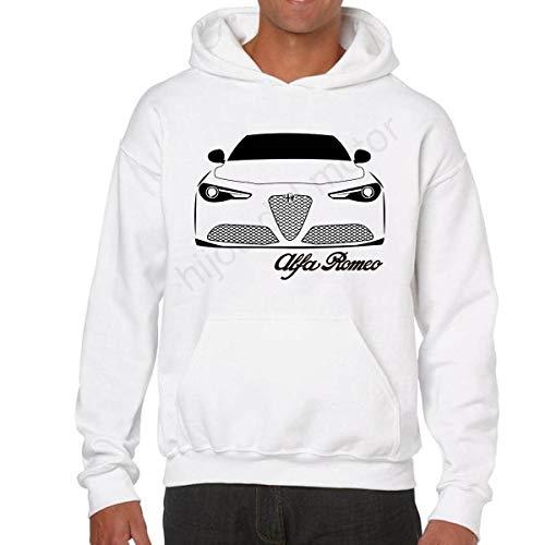 Desconocido Sudadera Alfa Romeo Giulia (S)