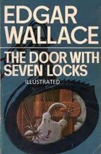 The Door with Seven Locks Illustrated (English Edition)