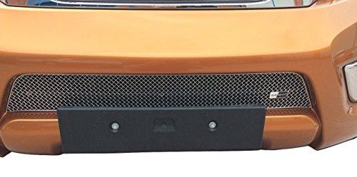 Zunsport Compatible avec Nissan Navara Calandre Bas de Caisse (NP300) - Finition Argent (2015 -)