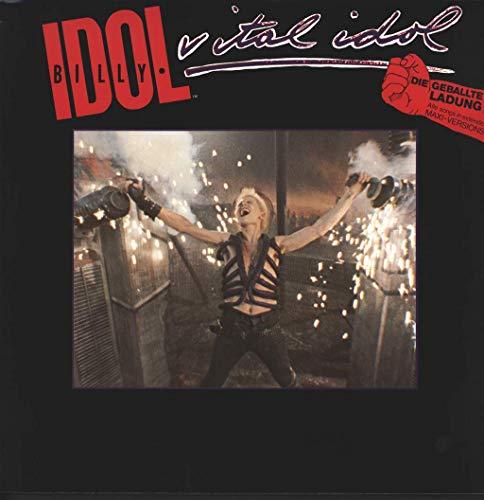 Billy Idol - Vital Idol - Chrysalis - 207 077