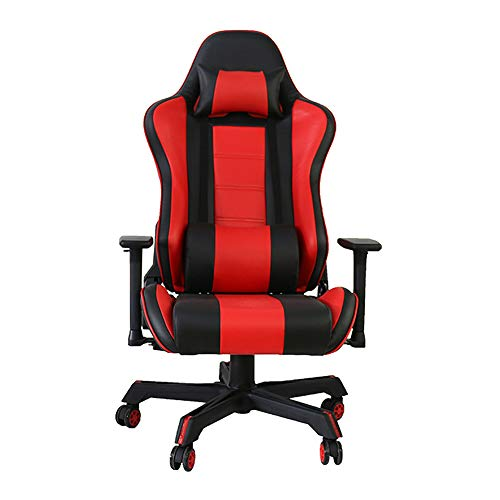 Draaibare bureaustoel, Home E-Sports Gaming Chair Game Office Computer Chair Ergonomische Ligstoel