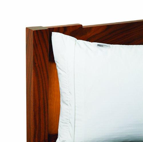 "Dust Mite and Allergen Proof Pillow Encasing (Cover);""Premium Microfiber"" (Standard Size)"